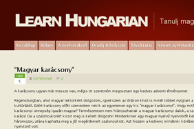Learn HungarianLearn HungarianLearn Hungarian
